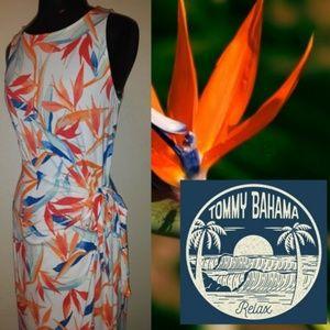 New! Tommy Bahama Birds if Paradise Maxi!